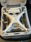 DJI Phantom 4 Pro Quadcopter DRONE WM331A W GL300F FOR PARTS ONLY  NOT WORKING