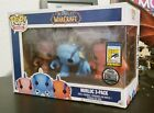 World of Warcraft Murloc 3-Pack Funko Pop 2015 SDCC Blizzard Limited Exclusive
