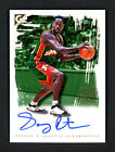 GARY PAYTON AUTOGRAPHED SIGNED 2001 TOPPS GALLERY CARD SUPERSONICS 101874