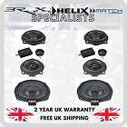 Match by Audiotec Fischer Stage 2 Speaker Upgrade Package for BMW 5 series F10
