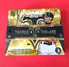 2015 TOPPS TRIPLE THREADS FACTORY SEALED HOBBY BOX - CORREA, LINDOR, BRYANT RC?