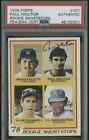 Paul Molitor Cards, Rookie Card and Autographed Memorabilia Guide 43