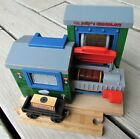 Learning Curve Thomas Train Wooden MR JOLLYS CHOCOLATE FACTORY Destination