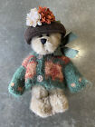 Boyd's Bears Aunt Fanny Fremont Retired Plush New With Tags 918350 Wool Sweater