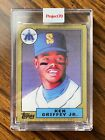 Ken Griffey Jr. Minor League and Pre-Rookie Card Guide 22