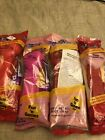 Pez Dispensers Valentine's Hearts No Feet New Sealed lot of 4 Made In Hungary