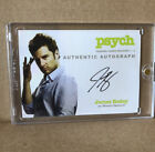 2013 Cryptozoic Psych Seasons 1-4 Autographs Don't Mess with Your Head 17