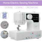 Multifunction Electric Desktop Sewing Machine 12 Stitches Household Tailor Pedal
