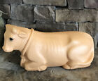 General Foam Plastics Cow Blow Mold for Christmas Nativity Set 15