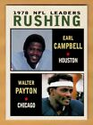 Top 10 Earl Campbell Football Cards 26