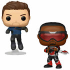 Funko Pop Falcon and the Winter Soldier Figures 14