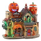 LEMAX SPOOKY TOWN Village - THE GHOULISH GOURD PUB & GRILL * Sights & Sounds