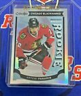 Artemi Panarin Rookie Card Checklist and Gallery - NHL Rookie of the Year 26