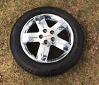 18 GMC TERRAIN 2012 2013 18x7 OEM CHROME CLAD WHEEL RIM