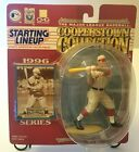 1996 STARTING LINEUP-COOPERSTOWN COLLECTION:HOF ROGERS HORNSBY, NEW IN PACK
