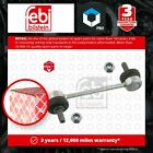 Anti Roll Bar Link fits PEUGEOT 508 Mk1 20D Rear Left or Right 14 to 18 Febi