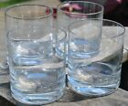 Schott Zwiesel Tritan Crystal Glass Paris Collection Old Fashioned 4 Total NEW