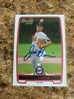 2012 Bowman Draft Pick and Prospects Baseball Prospect Autographs Guide 60