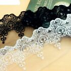 19 Yards Mesh Cotton Embroidery Lace Trim Handmade Garments Needlework Sewing