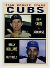 Billy Williams Cards, Rookie Card and Autographed Memorabilia Guide 6
