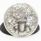 Conchos Sterling Silver 150 For Saddle Bridle Leather Work