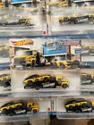 1 Hot Wheels Legends Tour Team Transport Corvette And Carry IN HAND SHIPS NOW