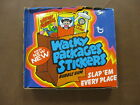 VINTAGE 1974 TOPPS WACKY PACKAGES ORIGINAL 10TH SERIES 10 COMPLETE BOX OF 48