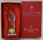 Waterford Crystal Nativity Collection Shepherd with Horn MIB