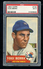 Steiner Sports Fall Classic Auction Led by Yogi Berra Memorabilia 10