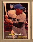 14 Ernie Banks Cards That Show His Love for Life and Baseball 21