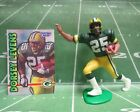 1999  DORSEY LEVENS Starting Lineup Football Figure & Card - GREEN BAY PACKERS