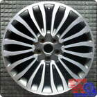 Ford Fusion Compatible Replica Machined 18 inch Wheel 2017 to 2018