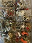 ESTATE VINTAGE TO NOW COSTUME JEWELRY LOT 20 Pc NO JUNK BRACELET EAR RING