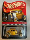 2021 Hot Wheels RLC Red Line Club HWC 32 Ford Deuce Coupe 1008 Opening Doors