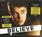 Justin Bieber Believe Deluxe Edition [Digipak] Sealed! w hype stickers!