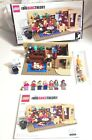 Lego 21302 Ideas The Big Bang Theory (100% Complete With Box & Instructions)