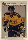 Nicklas Lidstrom Rookie Cards and Collecting Guide 18