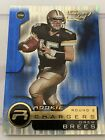 Drew Brees Rookie Cards Checklist and Autographed Memorabilia Guide 38