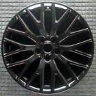 Ford Mustang Black 19 inch OEM Wheel 2015 to 2020