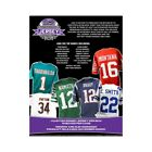 2020 Leaf Autographed Football Jersey Edition 10-Box Case