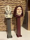Star Wars Pez Dispensers General Grievous Emperor Palpatine Candy Darth Sidious