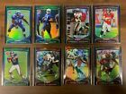 2009 BOWMAN CHROME FOOTBALL REFRACTOR LOT x8 CARDS NO DUPES