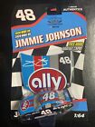 Jimmie Johnson Racing Cards and Autograph Memorabilia Guide 25