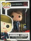 Funko Pop!Hannibal Lecter #146 Bloody Rare 2014 Exclusive