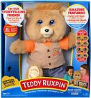 TEDDY RUXPIN OFFICIAL RETURN OF THE STORYTIME  MAGICAL BEAR DISTRESSED PKG