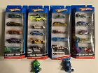 Hot Wheels 5 Packs Set of 4 X Raycers Car Show Police Pursuit  Test Facility
