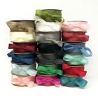 Berties Bows 100 Pure Silk 13mm Ribbon sold by the metre or by the 50m Roll