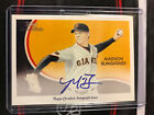 Madison Bumgarner 2010 Topps National Chicle Auto Rookie Card RC NCA-MB Giants