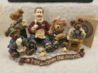 Boyds Bears #227803, *T.H.B. ...Work is Love Made Visible*, LE# 5905, MIB