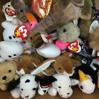 TY Beanie Babies - sold individually or in bunches -- pre-owned